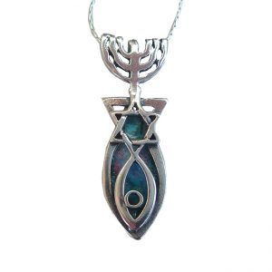 Grafted in Jewelry Pendant